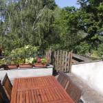 Zum Weinberg Dabrun Terrasse 4